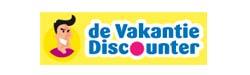 VakantieDiscounter logo mooiste stranden Curaçao